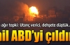 ABD'den İsrail'e sert tepki: Utanç verici