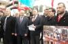 AGD.Zeytinburnu Şubesi  ÇİN zulmünü Protesto etti