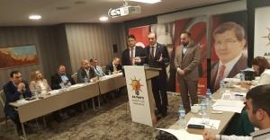 Ak Parti ilçe Başkanı Şahin'den Kadıköy Belediyesi'ne Başarısızlık Belgesi