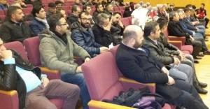 Ak Parti Nuripaşa Mahalle Teşkilatı Danışmasını Yaptı