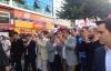 Ak Parti Seçim Çalışmasına Sevgi yürüyüşü ile final yaptı