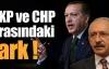 AK Parti ve CHP arasındaki fark !