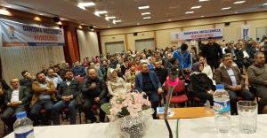 Ak Parti Zeytinburnu Armutlu'da Danışma Meclisi Toplantısı Yaptı