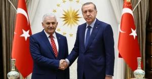 Ankara'da hareketli dakikalar! Erdoğan, Binali Yıldırım'a görevi verdi