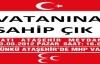 Ataşehir'de ''Şehidine ve vatanına sahip çık'' yürüyüşü