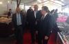 Azerbaycan Heyeti'nden Anadolu Yöresel Ürünler Çadırı'na Ziyaret