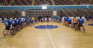 Bağcılarlı engelli basketbolcular bu haftayı da galibiyetle kapattı