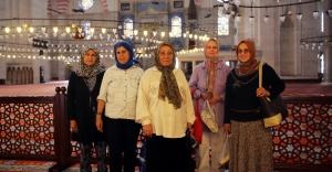 Bakırköylüler Cami Gezilerini Bitirdi
