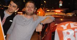 Başakşehir Ak Parti sevdalıları seçim başarılarını kutladı