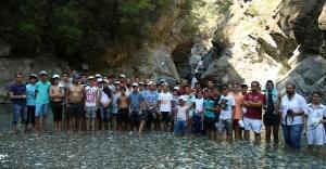 Başarılı Öğrenciler Yaz Kampıyla Ödüllendirildi