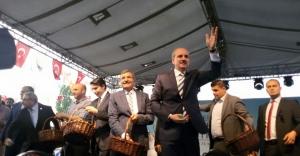 Başbakan Yardımcısı Tıp Festivalinin Açılışını Yaptı