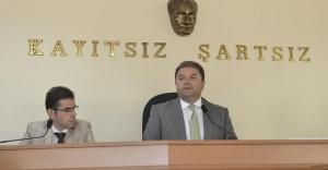 Başkan Ali Kılıç Srebrenica'yı unutmadı