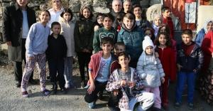 Başkan Aydın'dan Karadolap Mahallesi'ne Ziyaret