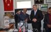 Başkan Cem Kara'dan gazilere jest