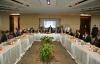 Başkan Karadeniz'e  Kosova Diaspora Bakanı'ndan Ziyaret