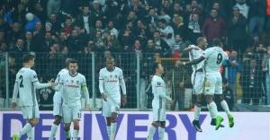 Beşiktaş 4-1 Olympiakos / Beşiktaş tarih yazdı