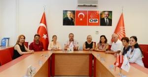 Beylikdüzü Belediyesi Manyas Belediyesini Ağırladı