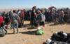 BM: Türkiye'ye, Suriye'den iki günde 100 bini aşkın mülteci geldi