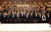CHP Başakşehir ilçe Başkanı Kazım Özeren Güven tazeledi