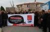 CHP, Başakşehir ilçe örgütü 17-25 Aralık protestosu yaptı