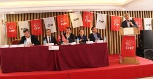 """CHP İl Başkanı Canpolat'tan İlginç İddia """" AKP Fatih Sultan Mehmet Vakfı'nın Arazilerini Yandaşlara Veriyor"""" dedi"""