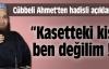Cübbeli Ahmet'ten hadisli açıklama