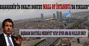 Cumhurbaşkanı Erdoğan'da Yüksek binalara isyan etti