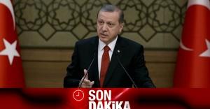 Cumhurbaşkanı Erdoğan'dan ilk yorum