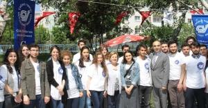 ÇYDD Gençlik Ve Bahar Şenliği Attila İlhan Parkı'nda Yapıldı