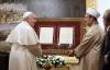 Diyanet İşleri Başkanı Görmez'den Papa'ya anlamlı hediye...