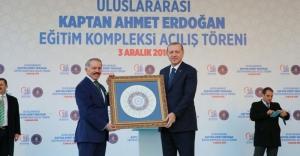 Erdoğan Bayrampaşa'da Eğitim Tesisinin Açılışını Yaptı