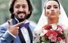 Fettah Can ve Cansu Kurtçu evlendi