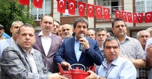 Fevzi Paşa Camii'nin Temeli Atıldı