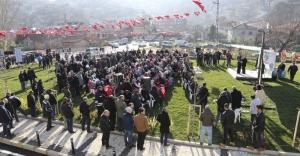 Gaziler Köprüsünü Gaziler Açtı