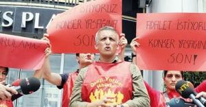 Grup Yorum'un Bakırköy konserine izin çıktı
