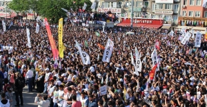 HDP' Meclis'e 3.Parti olarak girmeye aday