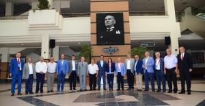 İkinci Trakya Belediye Başkanları Zirvesi Beylikdüzü'nde Yapıldı