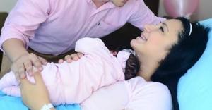 İlçe Tarım Müdürü'nün İlk Babalık Sevinci