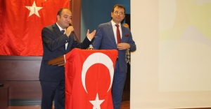 İmamoğlu Başarılarını CHP Başakşehir İlçe Örgütüne Anlattı