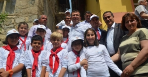 İmamoğlu'ndan Kardeş Belediye Ardanuç'a Destek Ziyareti…
