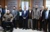 İnsan hakları yönetim kurulu, kaymakam Kazım Tekin başkanlığında toplandı