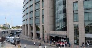 İstanbul Adalet Sarayı'nda Yoğun Güvenlik