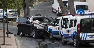 İstanbul'da Polise Saldırı