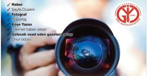 İstanbul yerel gazeteciler derneği 'yılın zirvedekileri' ödülleri düzenliyor