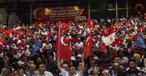 İstanbul'da Yaşayan Binlerce Tokatlı Ykb'de Buluştu