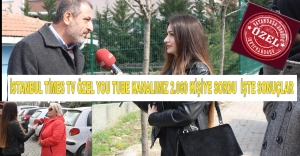 İŞTE İstanbul Halkının Referandum Kararı