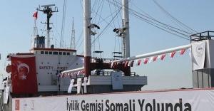 İyilik Gemisi Somali Yolunda
