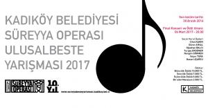Kadıköy Belediyesi beste yarışması düzenliyor