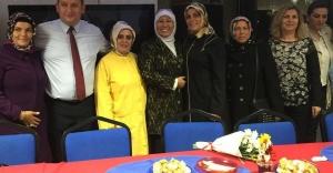 Kadınlar  Bahçelievler Trabzonlular Derneği'nde buluştu