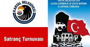 'Kartal Belediyesi 23 Nisan Çocuk Bayramı 4. Satranç Turnuvası